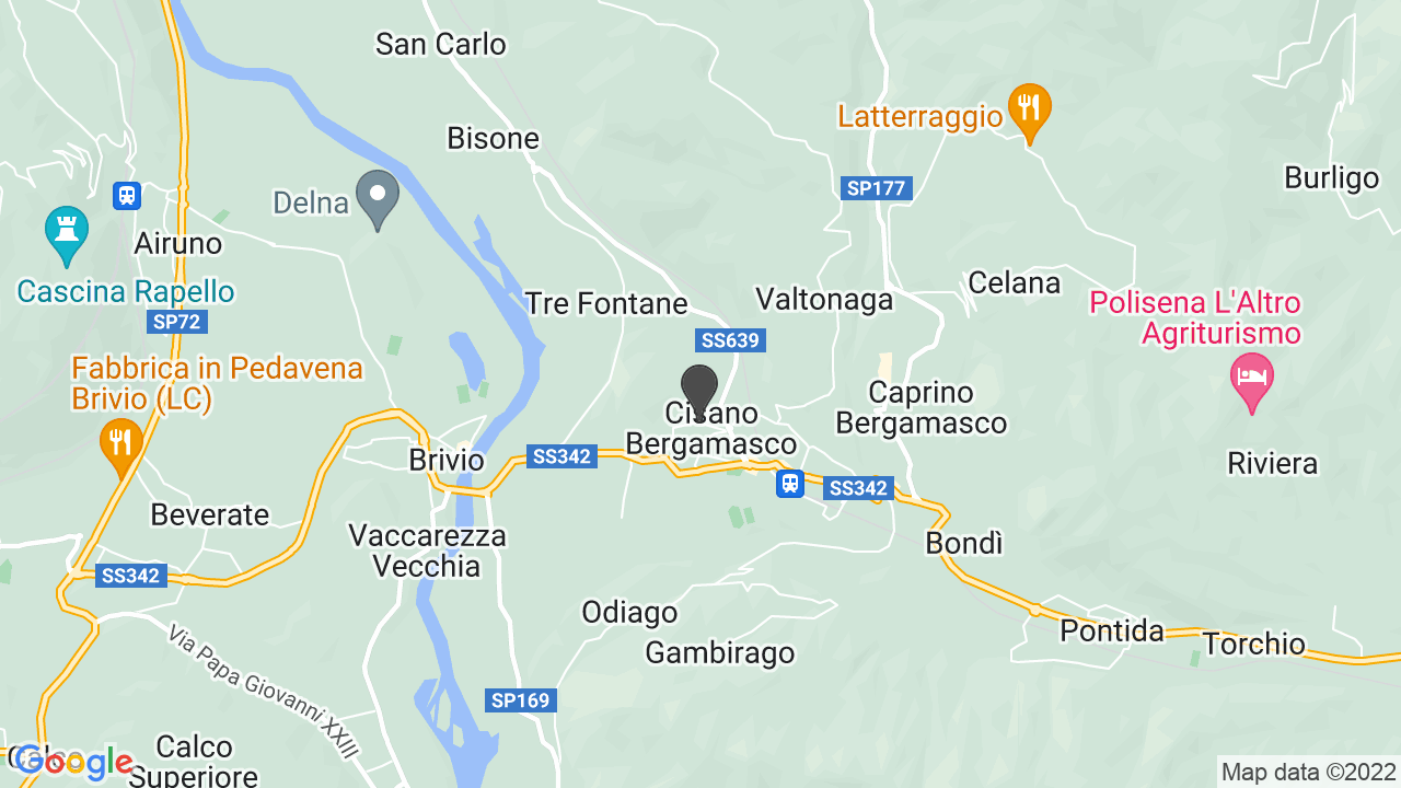 CIMITERO CISANO BERGAMASCO