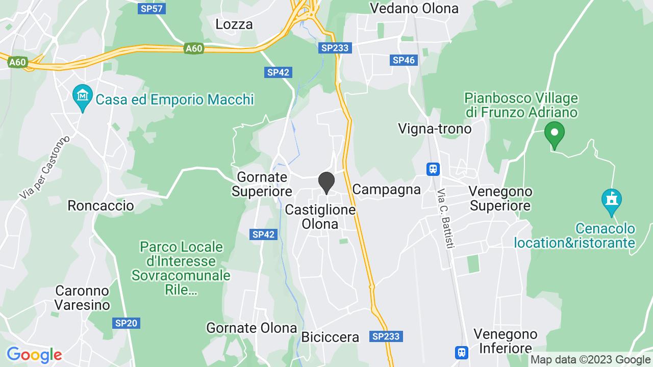 CIMITERO CASTIGLIONE OLONA