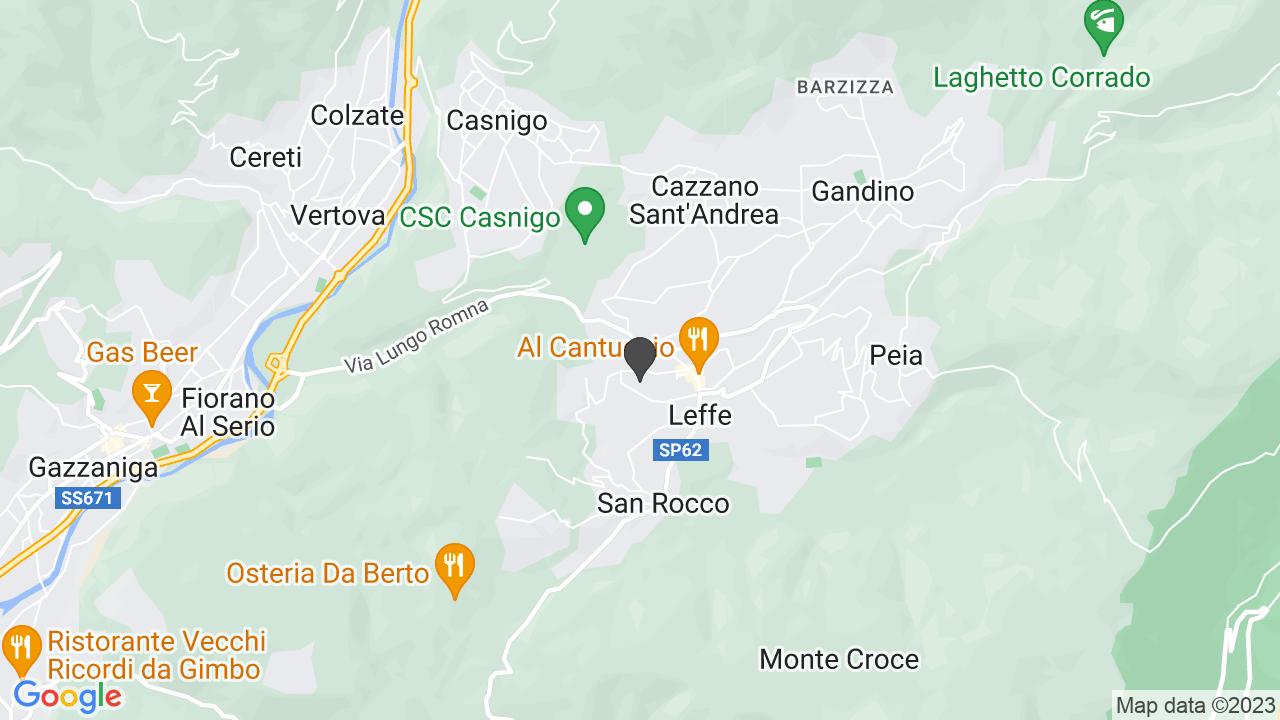 CIMITERO LEFFE