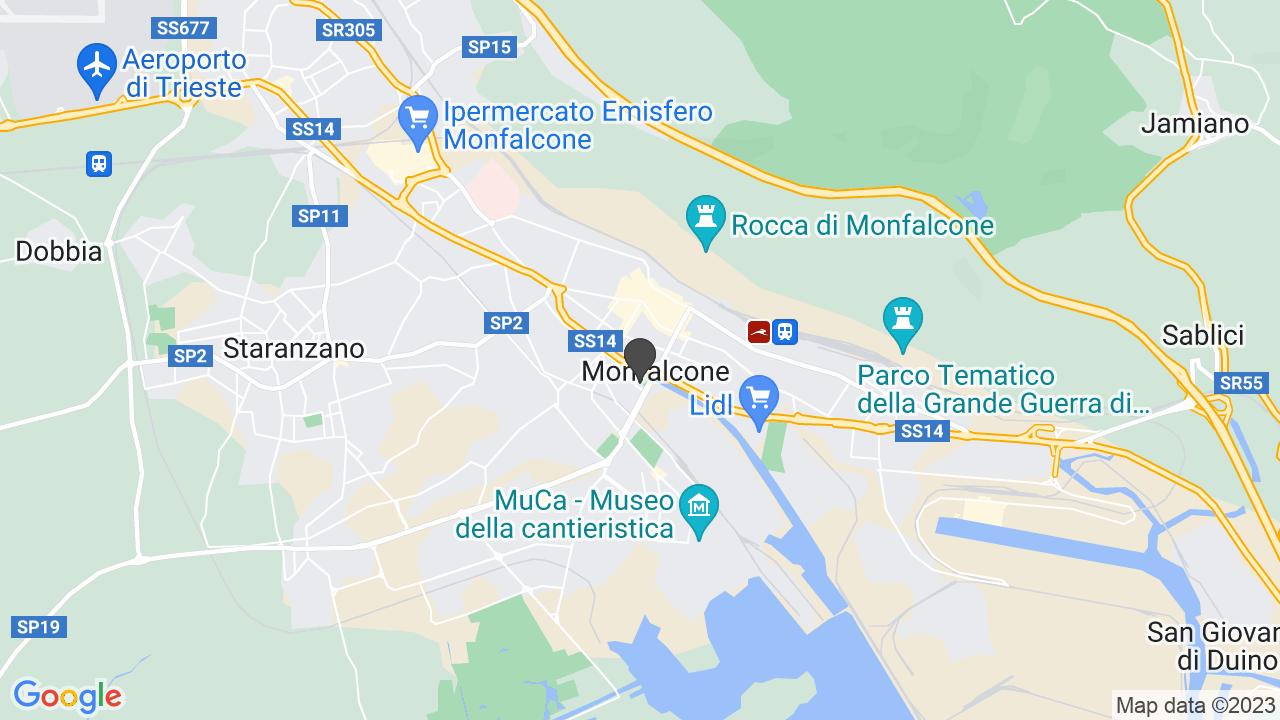 CROCE ROSSA ITALIANA - COMITATO DI MONFALCONE - ORGANIZZAZIONE DI VOLONTARIATO
