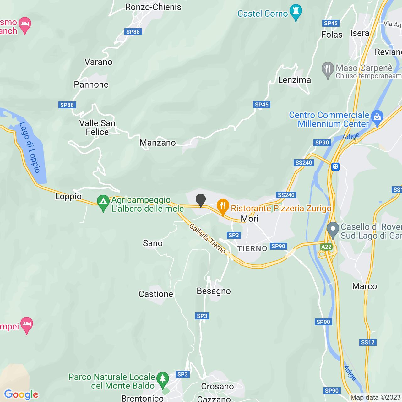 Torboli - Zandonatti