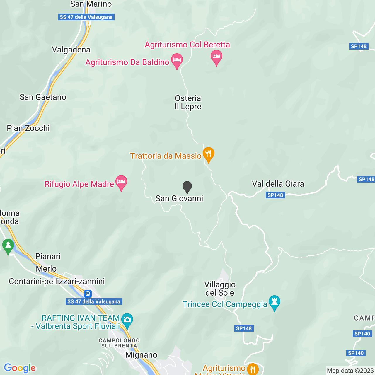 Via Treviso  (VE)