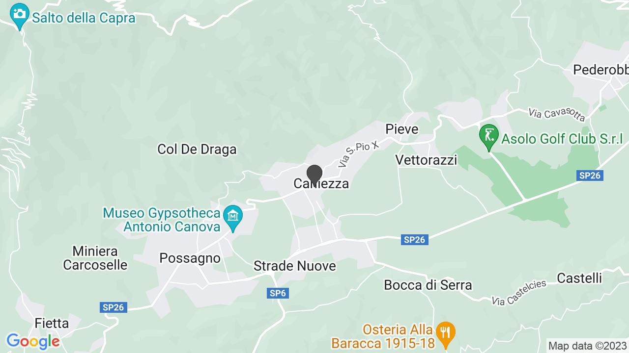 ASSOCIAZIONE COMUNITA'DI CAPODARCO VENETO - ONLUS