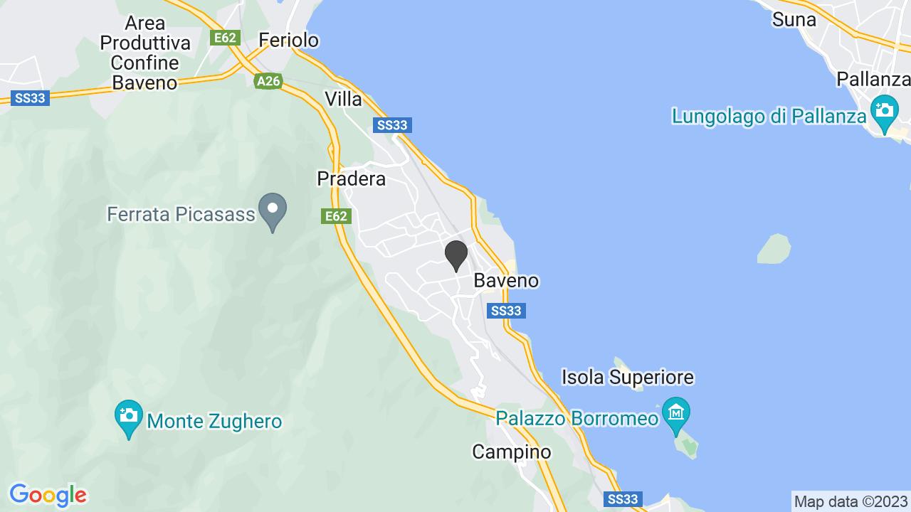 CROCE ROSSA ITALIANA - COMITATO DI BAVENO - ORGANIZZAZIONE DI VOLONTARIATO