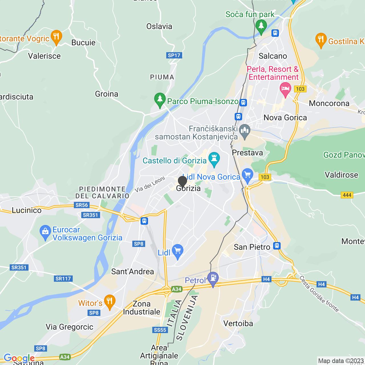 CROCE ROSSA ITALIANA - COMITATO DI GORIZIA - ORGANIZZAZIONE DI VOLONTARIATO