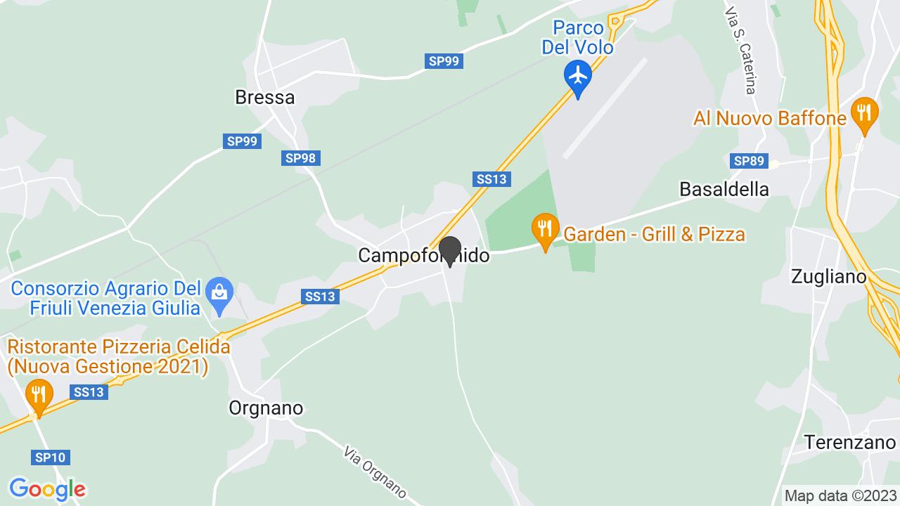 Via San Daniele  (UD)