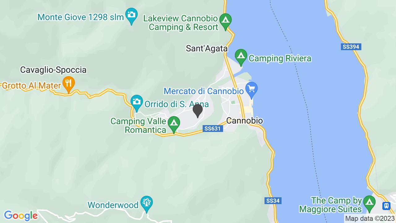 CROCE ROSSA ITALIANA COMITATO LOCALE CANNOBIO