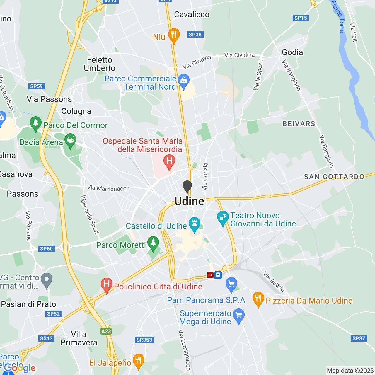 Airsalm - Servizi Funebri Udine