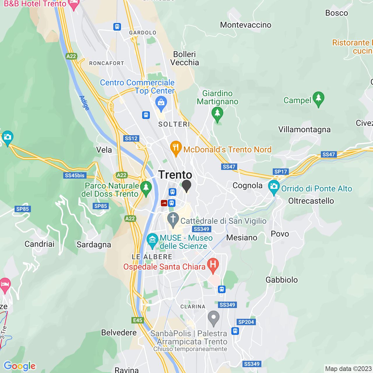 Chiesa Evangelica di Trento