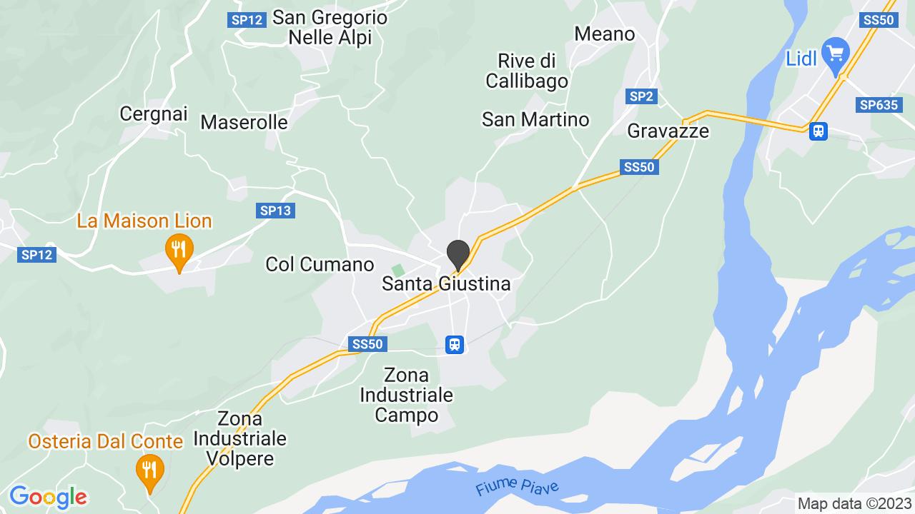 PARROCCHIA SANTA GIUSTINA VERGINE E MARTIRE