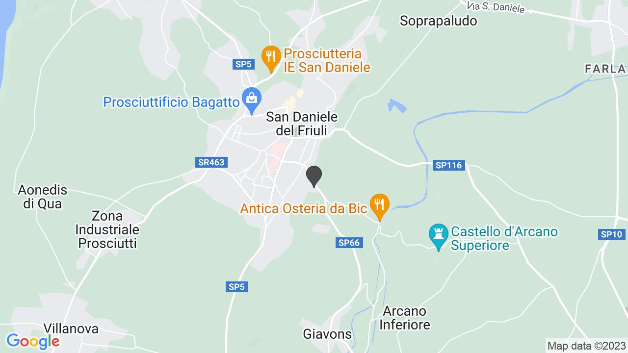 CIMITERO SAN DANIELE DEL FRIULI