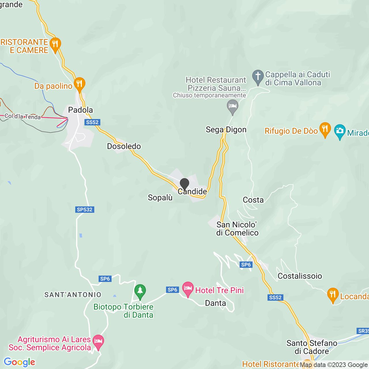 A Dolomitica