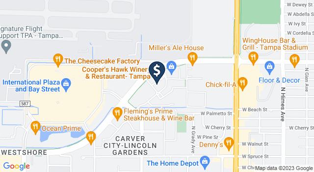 Google Map of 4142 W. Boy Scout Blvd., Tampa, FL 33607