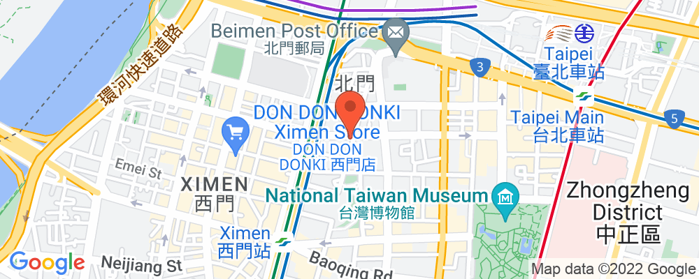 Staticmap?key=aizasyaeupgg pxecbls1w90qkhpchjmzxtq1co&center=台北中正區延平南路68號&zoom=15&scale=2&size=500x200&maptype=roadmap&format=png&visual refresh=true&markers=size:mid%7ccolor:0xfb5937%7clabel:%7c台北中正區延平南路68號