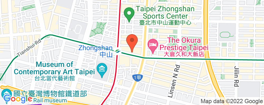 Staticmap?key=aizasyaeupgg pxecbls1w90qkhpchjmzxtq1co&center=台北市中山區南京西路3號&zoom=15&scale=2&size=500x200&maptype=roadmap&format=png&visual refresh=true&markers=size:mid%7ccolor:0xfb5937%7clabel:%7c台北市中山區南京西路3號
