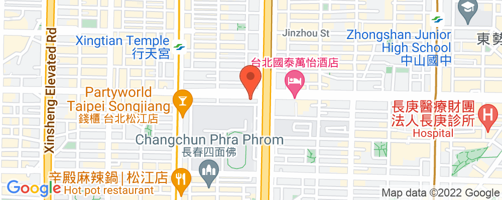Staticmap?key=aizasyaeupgg pxecbls1w90qkhpchjmzxtq1co&center=台北市中山區民生東路二段178號&zoom=15&scale=2&size=500x200&maptype=roadmap&format=png&visual refresh=true&markers=size:mid%7ccolor:0xfb5937%7clabel:%7c台北市中山區民生東路二段178號