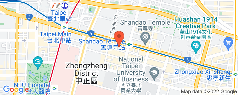 Staticmap?key=aizasyaeupgg pxecbls1w90qkhpchjmzxtq1co&center=台北忠孝東路一段12號&zoom=15&scale=2&size=500x200&maptype=roadmap&format=png&visual refresh=true&markers=size:mid%7ccolor:0xfb5937%7clabel:%7c台北忠孝東路一段12號