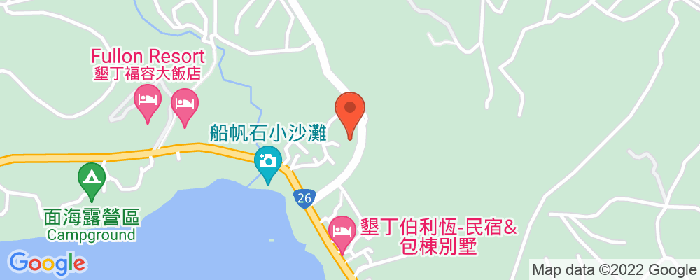 Staticmap?key=aizasyaeupgg pxecbls1w90qkhpchjmzxtq1co&center=屏東縣恆春鎮船頂路155號&zoom=15&scale=2&size=500x200&maptype=roadmap&format=png&visual refresh=true&markers=size:mid%7ccolor:0xfb5937%7clabel:%7c屏東縣恆春鎮船頂路155號