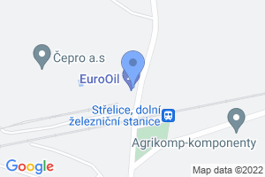 ČEPRO, a.s. - EuroOil Střelice