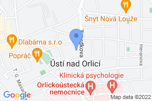 COOP KONZUM Ústí nad Orlicí - centrála