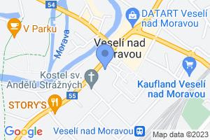 Moje cesta Zbyněk Křen - Veselí nad Moravou