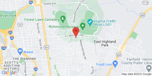 0.22 ± AC Residential Building Lot – New Providence Park Subdivision – 344-346 Winston St., Richmond, VA 23222