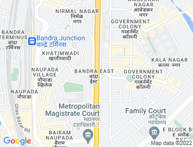 Flat on rent in Rizvi Union Park, Bandra East