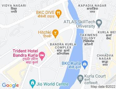 Flat on rent in Kankia Paris, Bandra Kurla Complex