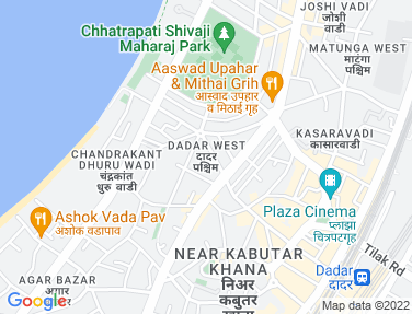 Office on rent in Jogani Industrial Estate, Dadar West