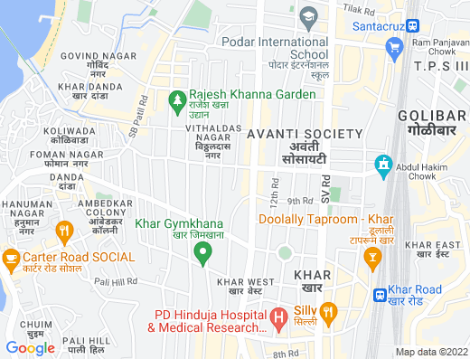 Flat for sale in Mansha, Khar West