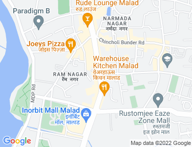 Flat on rent in Shree Ahimsa Dham, Malad West