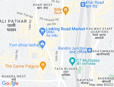 Office on rent in Lalani Aura, Bandra West