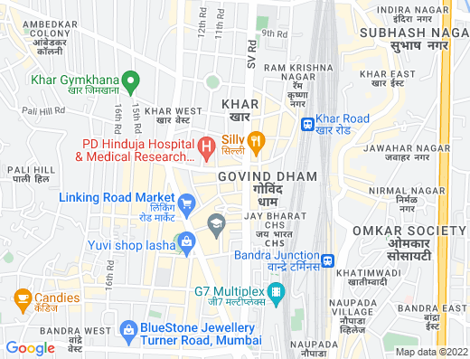 Office on rent in Makani Center, Khar West