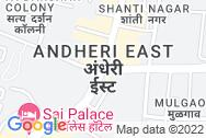 Location - Kanakia Wall Street, Andheri East