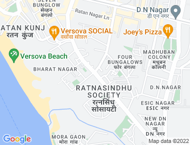 Flat on rent in Juhu Ekta, Andheri West