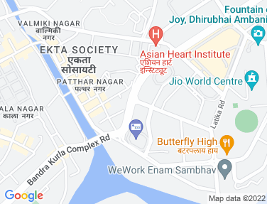 Flat on rent in Rustomjee Seasons, Bandra Kurla Complex