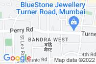 Location - Corner View, Bandra West