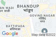Location - Kalpataru Crest, Bhandup