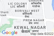 Location - Ekta Milan, Borivali West