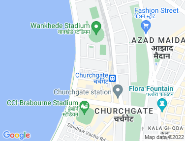 Flat on rent in Vishwa Mahal, Churchgate