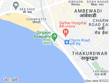 Flat on rent in Acme Legacy, Marine Drive
