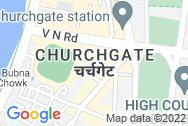 Location - Rajesh Mansion , Churchgate