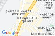 Location - Ekta Invictus, Dadar East