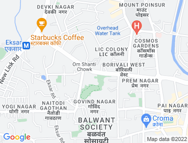 Flat on rent in Shri Mangesh Apartment, Borivali West