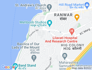 Flat on rent in Al Ayaz, Bandra West