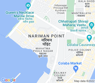 Office on rent in Raheja Chamber, Nariman Point