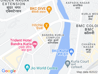 Office on rent in THE CAPITAL, Bandra Kurla Complex