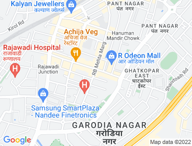 Flat on rent in Jayesh B, Ghatkopar East