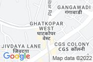 Location - The Address - Promenade, Ghatkopar West