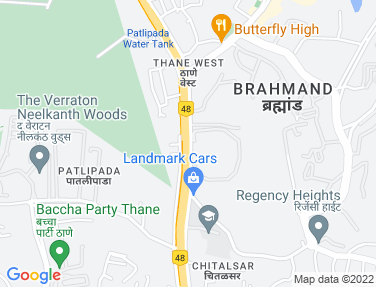 Flat on rent in one hiranandani park, Thane West